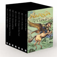 The Complete Chronicles of Narnia Hardback Box Set