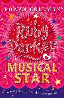 Ruby Parker: Musical Star (Paperback)