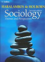 Sociology Themes and Perspectives - Haralambos and Holborn (Paperback)
