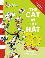 The Cat in the Hat Sticker Book