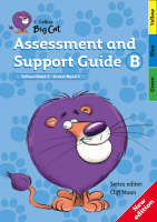 Assessment and Support Guide B: Yellow Band 03/Green Band 05 - Collins Big Cat Teacher Support (Paperback)