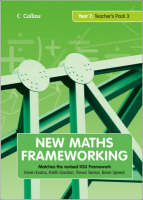 Year 7 Teacher's Guide Book 3 (Levels 5-6) - New Maths Frameworking No. 10 (Paperback)