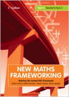 Year 9 Teacher's Guide Book 3 (Levels 6-8) - New Maths Frameworking No. 44 (Paperback)