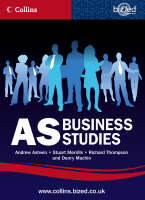 AQA AS Business Studies - Collins Bized A Level Business (Paperback)