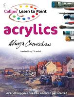 Learn to Paint: Acrylics - Learn to Paint (Paperback)