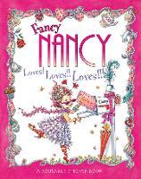 Fancy Nancy Loves! Loves!! Loves!!!: Sticker Book - Fancy Nancy (Paperback)