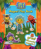 """""""Fifi and the Flowertots"""" - Magnet Play Book"""