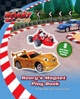 Roary's Magnet Play Book