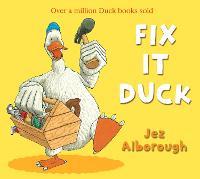 Fix-It Duck (Paperback)