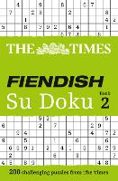 The Times Fiendish Su Doku Book 2