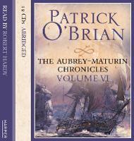 Volume Six, The Wine-Dark Sea/ The Commodore / The Yellow Admiral