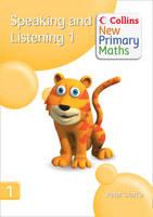 Speaking and Listening 1 - Collins New Primary Maths (Spiral bound)