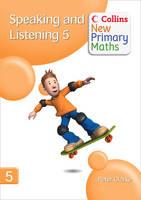 Speaking and Listening 5 - Collins New Primary Maths (Spiral bound)