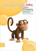 Investigations: Bk. 1 - Collins New Primary Maths (Spiral bound)