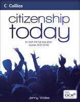 Citizenship Today: OCR Student's Book - Citizenship Today (Paperback)