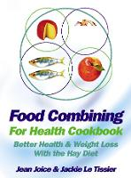 Food Combining for Health Cookbook: Better Health and Weight Loss with the Hay Diet (Paperback)