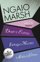 Vintage Murder / Death in Ecstasy / Artists in Crime - The Ngaio Marsh Collection 2 (Paperback)