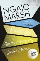Opening Night / Spinsters in Jeopardy / Scales of Justice - The Ngaio Marsh Collection 6 (Paperback)