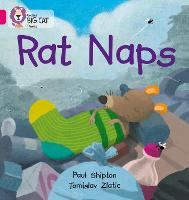 Rat Naps: Band 01b/Pink B - Collins Big Cat Phonics (Paperback)