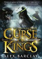Curse of Kings - The Trials of Oland Born Book 1 (Hardback)