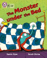 The Monster Under the Bed: Band 11/Lime - Collins Big Cat (Paperback)