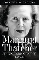 Margaret Thatcher: The Autobiography (Hardback)