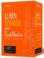 Learn Spanish with Paul Noble for Beginners - Complete Course: Spanish Made Easy with Your Bestselling Language Coach (CD-Audio)