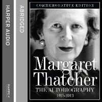 Margaret Thatcher: The Autobiography (CD-Audio)
