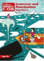 Grammar and Punctuation: Pupil Book 4 - Collins Primary Focus (Paperback)