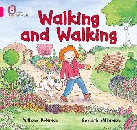 Walking and Walking: Band 01a/Pink a - Collins Big Cat (Paperback)
