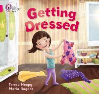 Getting Dressed: Band 01a/Pink a - Collins Big Cat (Paperback)