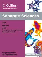 Collins GCSE Science 2011: Separate Sciences Assessment Pack