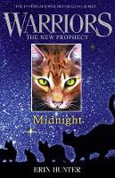 MIDNIGHT - Warriors: The New Prophecy 1 (Paperback)