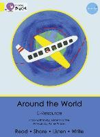 Around the World: Band 03/Yellow - Collins Big Cat eResources (CD-ROM)