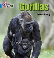 Gorillas: Band 04/Blue - Collins Big Cat Phonics (Paperback)
