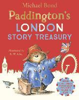 Paddington's London Treasury (Paperback)