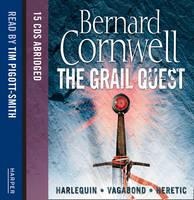 The Grail Quest Omnibus (CD-Audio)