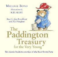 The Paddington Treasury for the Very Young (CD-Audio)