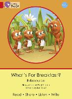 What's for Breakfast?: Band 02b/Red B - Collins Big Cat eResources (CD-ROM)