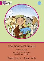 The Farmer's Lunch: Band 01a/Pink a - Collins Big Cat eResources (CD-ROM)