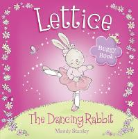 Lettice - The Dancing Rabbit Buggy Book - Lettice (Board book)