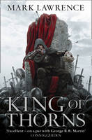 King of Thorns - The Broken Empire 2 (Hardback)