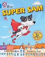 Super Sam: Band 04/Blue - Collins Big Cat (Paperback)