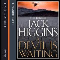 A Devil is Waiting - Sean Dillon Series 19 (CD-Audio)