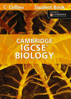Cambridge IGCSE (TM) Biology Student's Book - Collins Cambridge IGCSE (TM) (Paperback)
