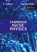 Collins Cambridge IGCSE: Cambridge IGCSE Physics Teacher Pack - Collins Cambridge IGCSE (Spiral bound)