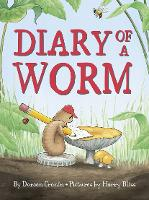 Diary of a Worm (Paperback)