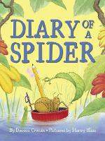 Diary of a Spider (Paperback)