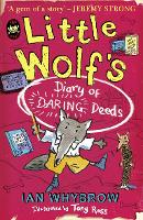 Little Wolf's Diary of Daring Deeds (Paperback)