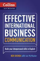 Effective International Business Communication: B2-C1 - Collins Business Skills and Communication (Paperback)